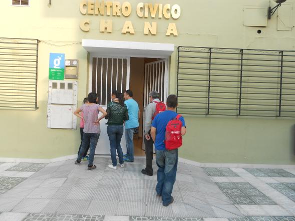 Centro Cívico de Las Perlas