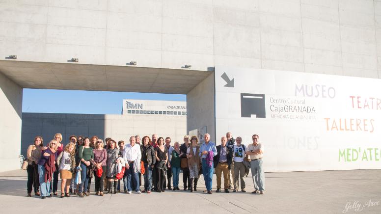 Visita al Museo CajaGranada.
